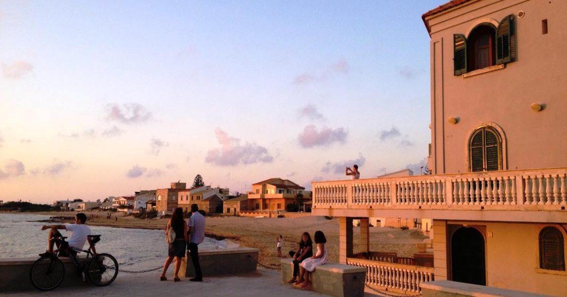 Punta Secca: la casa di Montalbano