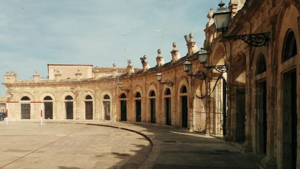 loggiato_basilica_santa_maria_maggiore_ispica_visit_vigata_commissario_montalbano