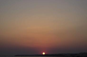 tramonto_mare_spiaggia_donnalucata