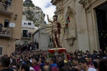 Festa di Pasqua a Scicli, U Gioia