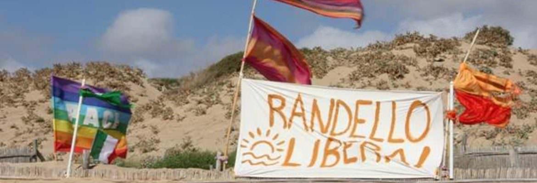 Spiaggia di Randello, comitato Randello libera
