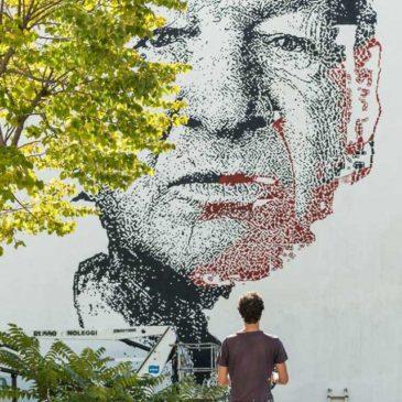 FestiWall, la via della street art a Ragusa