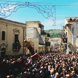 Pasqua a Scicli: 'u Gioia