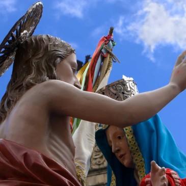 Pasqua a Modica: la Madonna Vasa Vasa