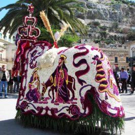 Cavalcata di San Giuseppe a Scicli