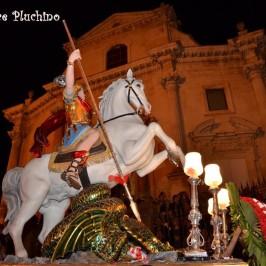 Festa di San Giorgio a Ragusa: la ballata del santo