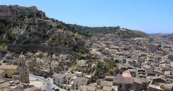 Panoramica sulla cava di San Bartolomeo