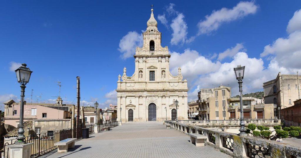 Basilica di Santa Maria delle Stelle a Comiso