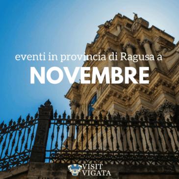 Cose da fare a novembre nelle città di Montalbano