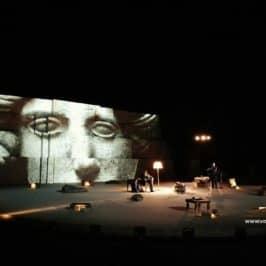 Conversazione su Tiresia, Camilleri al teatro greco di Siracusa