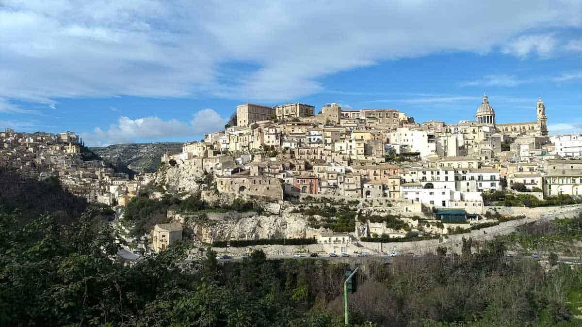 Cartina Geografica Sicilia Sud Orientale.Provincia Di Ragusa Visit Vigata
